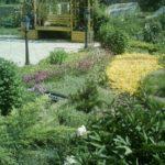Ландшафтный дизайн в саду